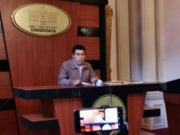 """Gobernación sobre renuncia de Urquizu: """"No sé quién ha sacado esa información errónea"""""""