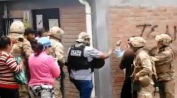 La Paz: Cinco personas detenidas con explosivos en planta de gas
