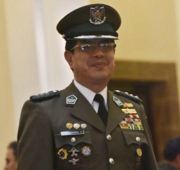 """Nuevo Comandante policial: """"Si hemos ofendido a la ciudad de El Alto, discúlpennos"""""""