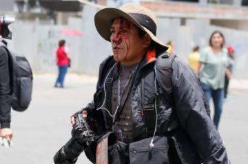 IFEX-ALC condena agresiones a periodistas en Bolivia