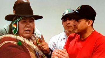 Saquean y queman la casa de indígena que hizo una alianza entre oriente y occidente