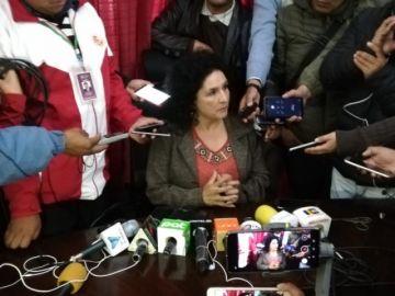 Concejo elige a Rosario López como alcaldesa de Sucre