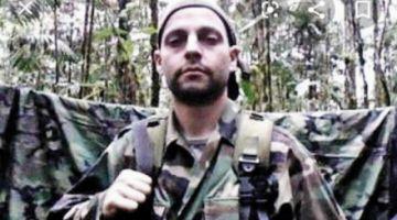Guerrillero era infiltrado en protestas en Colombia