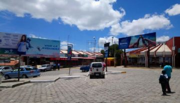 Las salidas y llegadas desde la Terminal de Buses están suspendidas