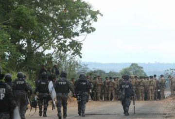 Policía pide asesoramiento de efectivos de élite de Colombia para actuar sobre grupos subversivos