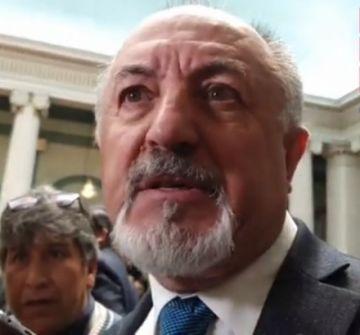 """Embajador de Rusia: Se reconoce a Áñez como """"jefa de la administración de Bolivia"""""""