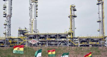 Países alertas por efectos de crisis en envíos de gas