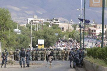 Cochabamba: Enfrentamientos entre movilizados y fuerzas del orden