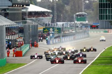 Fórmula 1: Brasil busca al dueño  del tercer lugar