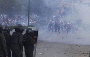 CIDH reprocha violencia y amenazas a periodistas en Bolivia