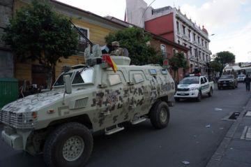 Reprochan decreto que exime de culpa penal a militares que participan en operativos