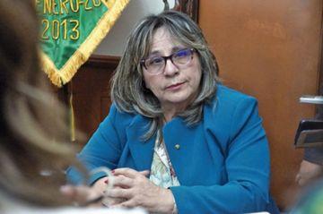 Díaz, primera presidenta del TSJ después de la renuncia de Revilla