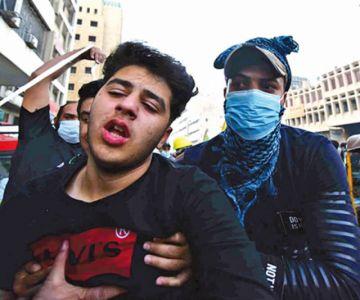 Continúa subiendo número de muertos por protesta en Irak