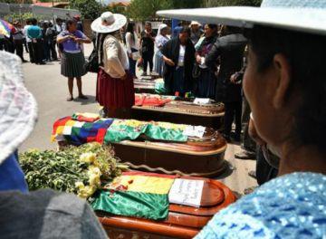 Gobierno pide investigar las nueve muertes en Cochabamba
