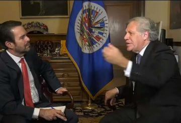 Almagro revela que dos argentinos se infiltraron en la misión de auditoría de la OEA