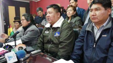 Legislativo convoca a sesión para tratar la convocatoria a nuevas elecciones