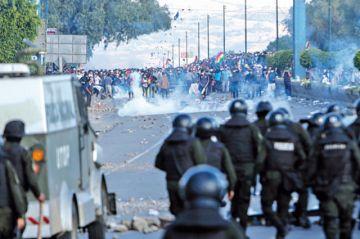 Gobierno exime  de culpa a FFAA en enfrentamientos