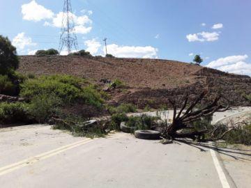 Surgen más reclamos por los bloqueos en Chuquisaca