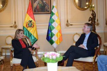 Unión Europea ratifica apoyo para diálogo y nuevas elecciones en Bolivia