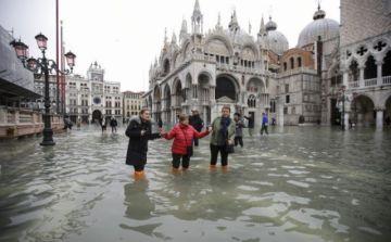 Venecia se prepara hoy para una nueva marea