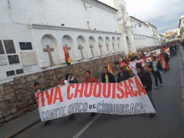 Comité Cívico convoca a dialogar a organizaciones campesinas