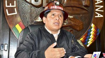 COB pide abrogar el Decreto Supremo 4078, convocar a elecciones y diálogo