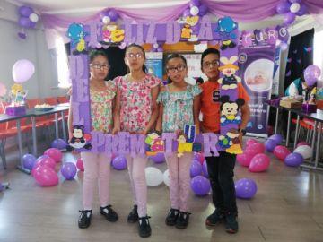 El hospital Gineco-Obstétrico celebra el Día Mundial del Niño Prematuro