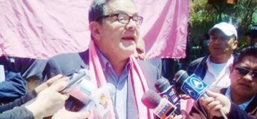 El MNR alerta que Evo intenta volver al país