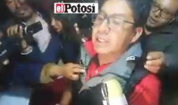 Potosí tiene nuevo alcalde tras renuncia de Williams Cervantes