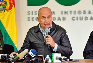 "Gobierno anuncia ""aparato fiscal"" para frenar violencia"