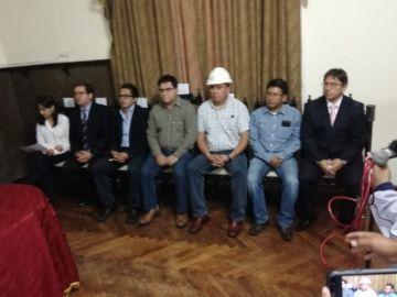Alcaldesa López posesiona a siete secretarios