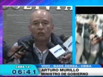 Murillo: Que Evo Morales deje de hostigar a Bolivia