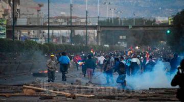 Se registran nuevos enfrentamientos en Cochabamba
