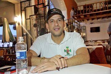 Camacho llegó a Sucre para apoyar a Codeinca