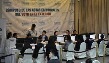 Procesan al jefe informático del TSE por delitos electorales