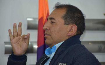 Wilson Santamaría asume como Viceministro de Seguridad Ciudadana