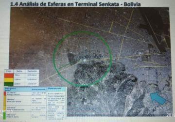 Una explosión en Senkata pudo causar una catástrofe de proporciones
