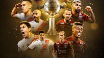 Flamengo-River, una final inédita en las 60 ediciones de la Libertadores