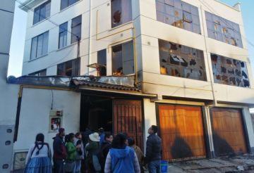 Atacan la casa de la alcaldesa Soledad Chapetón