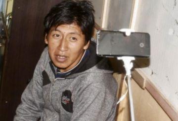 """Joven que le gritó """"Bolivia dijo no"""" a Evo logra libertad plena"""