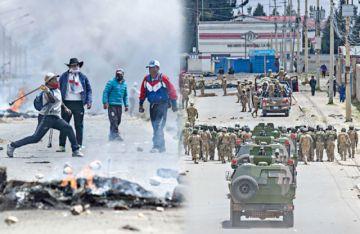 Luto y terror en Senkata
