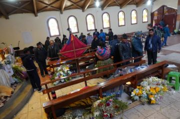 IDIF confirma ocho muertos por hechos en Senkata