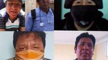 Aprehenden a falso médico  que intervino ayer en Senkata