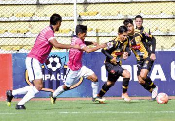El fútbol boliviano retorna el fin de semana