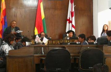 Juana Maldonado retorna al Concejo Municipal