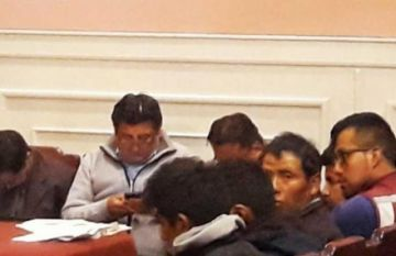 Senkata: Siete acusados por terrorismo pasan a la cárcel