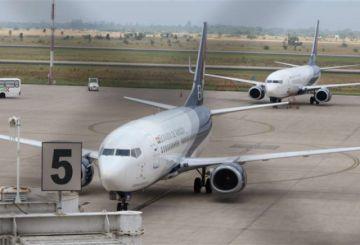 BoA y Amaszonas se suman al puente aéreo de abastecimiento de alimentos