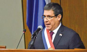 En Paraguay, Lava Jato golpea a Horacio Cartes