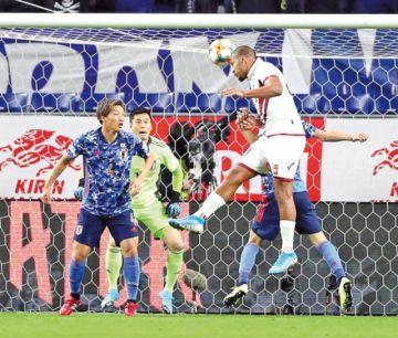 Rondón noquea a Japón