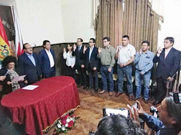 López espera sugerencias para completar gabinete